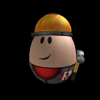 Builderman Egg