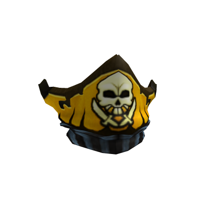 Captain Rampage: Gold Hat