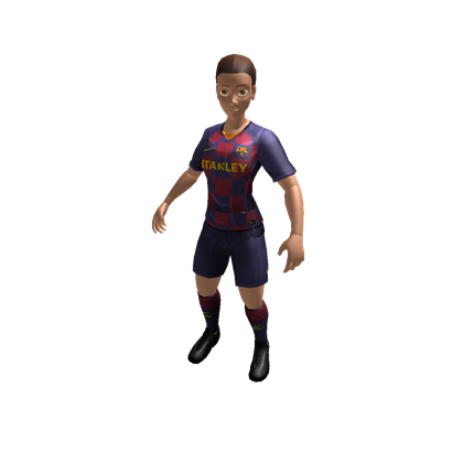 FC Barcelona: Elite Striker