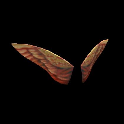 Topaz Hummingbird Wings