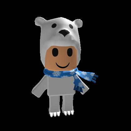 BLOXikin 34 Polar Bear