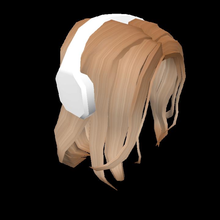 Blonde Musical Hair Roblox Wiki Fandom