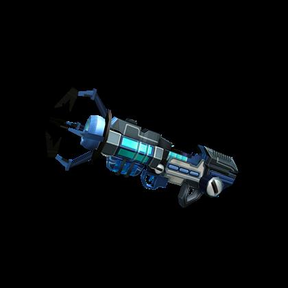 Cy the Cyborg Gun