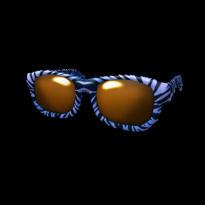 Blue Tiger Shades