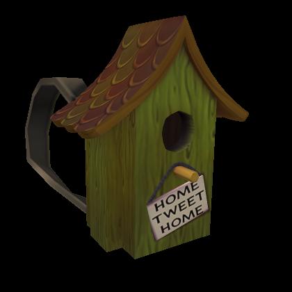 Birdhouse Backpack