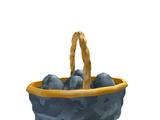 Catalog:Opened Bluesteel Basket of Spiky Pwnage