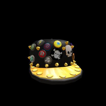 Button Bling Cap