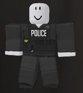 SWAT униформа спереди