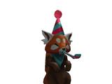 CatálogoTEMP:Red Panda Party Pet
