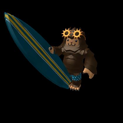Beach Bigfoot