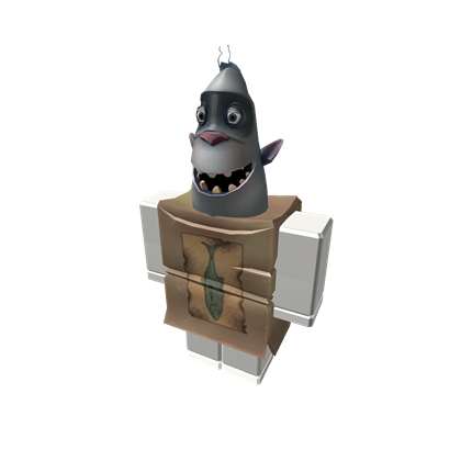 Fish The Boxtroll