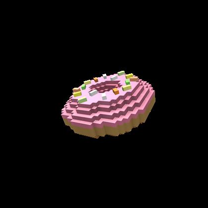 8-Bit Donut Hat