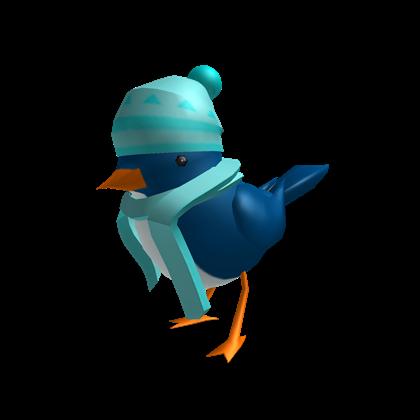 Blue Snow Bird