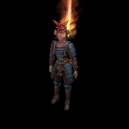 Kijo the Vengeful Samurai