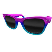 Pink and Blue Sunglasses - Royal Blood.png