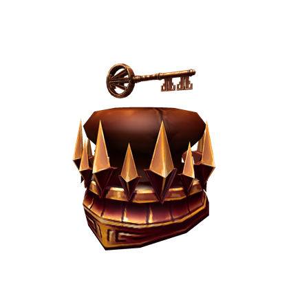 Copper Crown of Bronze
