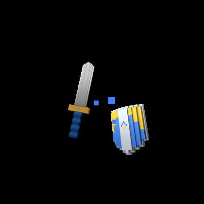 8-Bit Sword and Shield