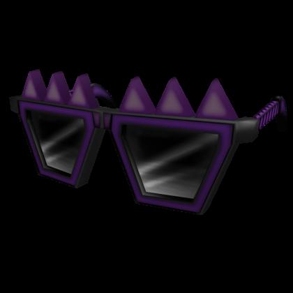 Spiky Creepy Shades