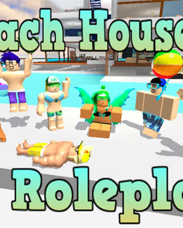 How To Make A Roleplay Game On Roblox 2019 Community Dizzypurple Beach House Roleplay Roblox Wikia Fandom