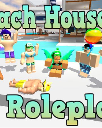 Cool Beach House Party Roblox Community Dizzypurple Beach House Roleplay Roblox Wikia Fandom