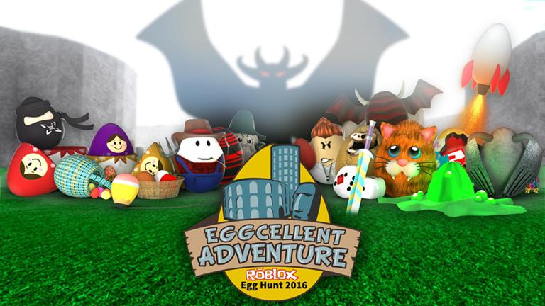 Egg Hunt 2016: Eggcellent Adventure