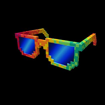 8-Bit Rainbow Shades