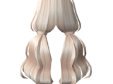 Catalog:Dream Girl Low Pigtails Blonde