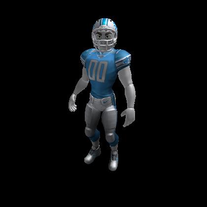 Detroit Lions Uniform