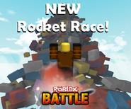 Roblox Battle It's a blast ad