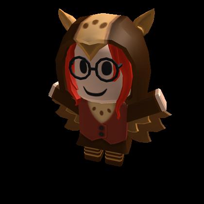 BLOXikin 21 Owl Girl ROBLOXian
