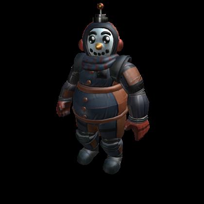 Astro Snowman