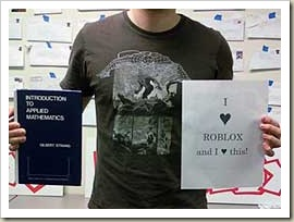 I Love ROBLOX Event