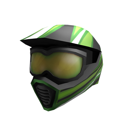 All Terrain Driver Helmet