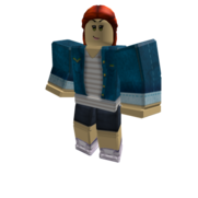 December-April feamle avatar Blocky