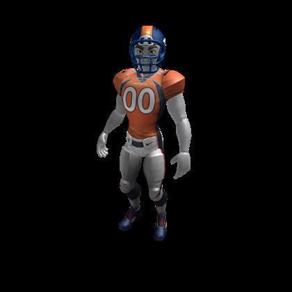 Denver Broncos Uniform