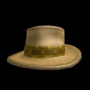 Gentleman's Spring Hat