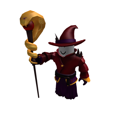 Dread Dark Wizard