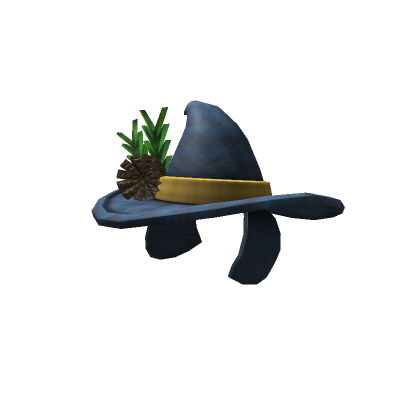 Chilly Winter Wizard Hat