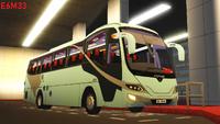 WX 4234 @ WD Cruise Terminal Shuttle Bus