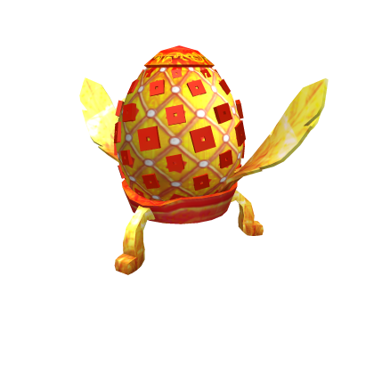 Feathered Fabergégg