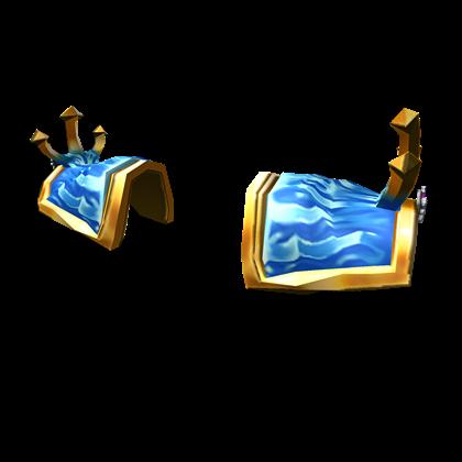 Atlantean Pauldrons