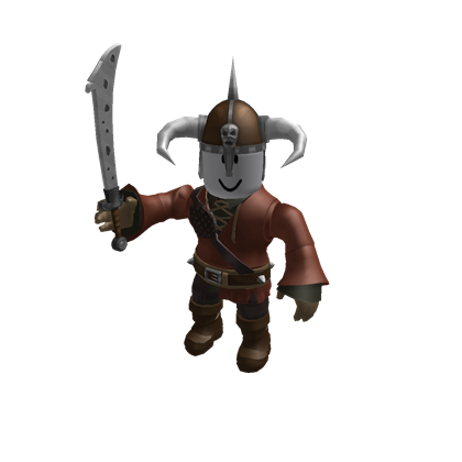Bloxal the Barbarian