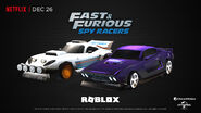 Fast & Furious Spy Racers Ad 1
