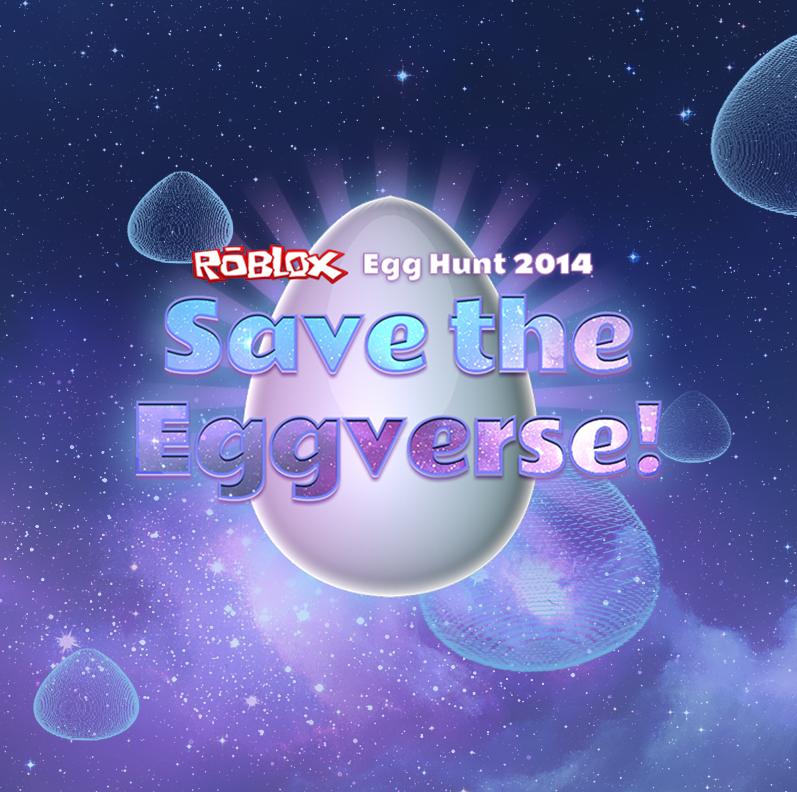 Egg Hunt 2014: Save the Eggverse!