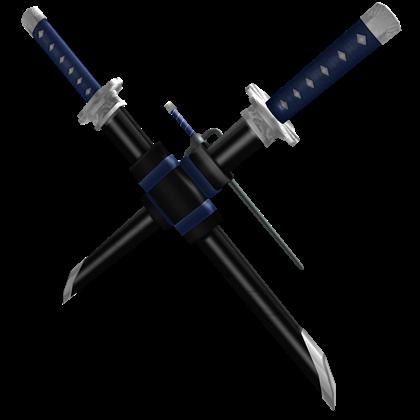 Blue Ninja Sword Pack