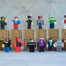 Roblox Toys Series 2 Sets Related Keywords Suggestions Roblox Toys Mystery Figures Roblox Wikia Fandom