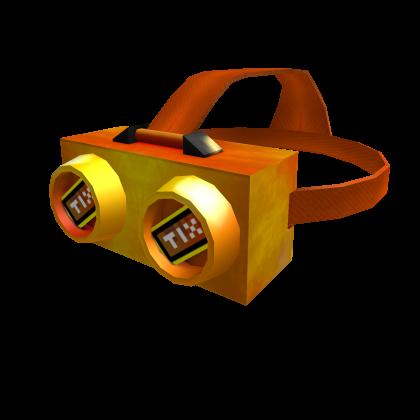 Tix Vision Goggles