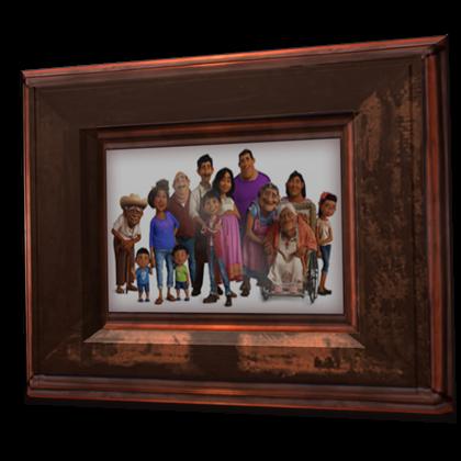 Coco - Family Portrait