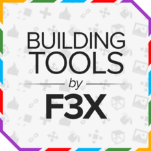 Gear Code Roblox For F3x Building Tools Building Tools By F3x Roblox Wikia Fandom
