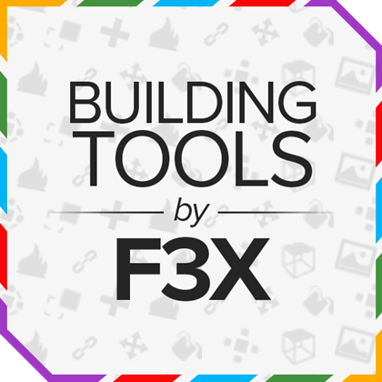 Building Tools by F3X
